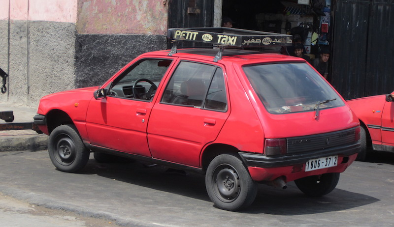 Image result for MOROCCO TAXI PETIT