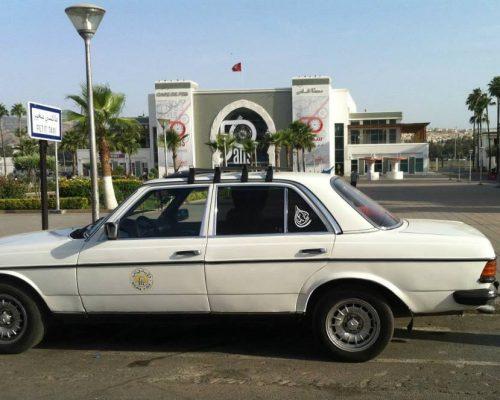 grand taxi morocco